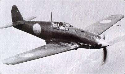 Japanese Ki-61 tpny