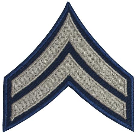 His rank Corporal