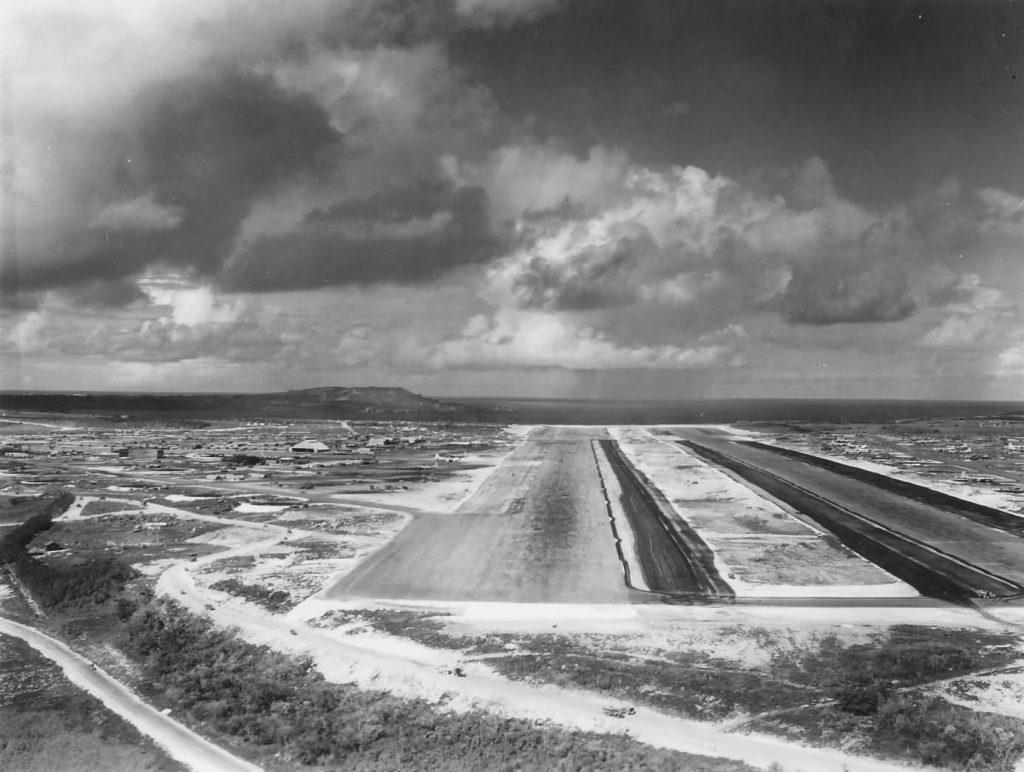 Isley Field, Saipan